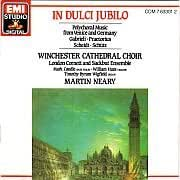 Polychoral Music from Venice and Germany - Gabrieli, Praetorius, Scheidt, Schutz - EMI Studio