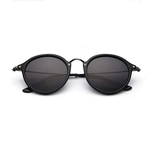 para Espejo Redondo Hombres sol Running de UV Aviador polarizadas Vogue conducción Gafas G de Nuevas wUvq00