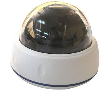 SMACAMDMvari-WH テック AHD 720P対応可変式2.8~12mm バリフォーカルレンズ搭載 室内ドームカメラ 白 B01JOF7BHQ