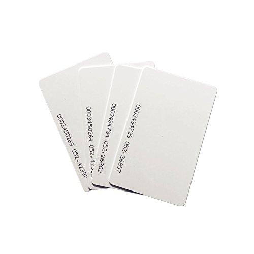 10pcs RFID 125KHz Proximity Door Control Entry Access EM Card - 5