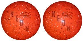 EPCO-Neon-Duckpin-Bowling-Ball-2-Neon-Orange-Balls