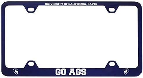 UC Davis Aggies License Plate Frame