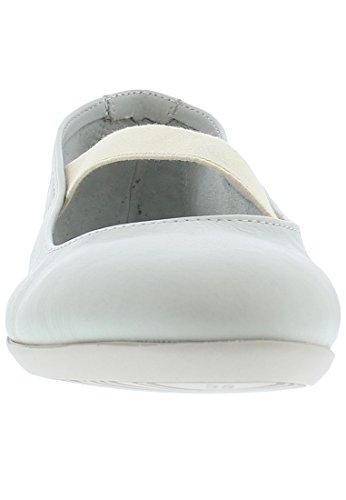 En venta Sitio oficial Softinos Mujeres Ock422sof Mary Jane Suave Zapatos De La Mitad Blancos (blanco) Vista económica 100% garantizado para la venta Gran venta dEAal