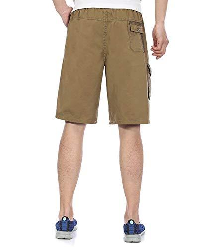 Tasche Tinta Board Lannister Festivo Unita Bambino Corto Abbigliamento Pantaloncini Uomo Pantalone Trunks Da Khaki Bagno Estivi Shorts Multi 8R8qAYw