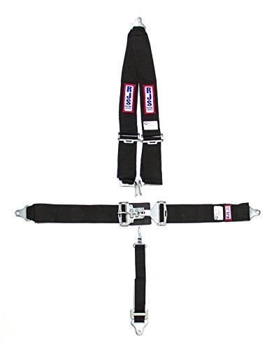 RJS Racing Equipment 1125401 Black Harness System ()