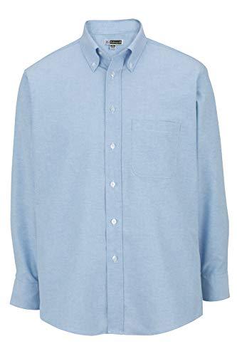 Edwards Men's Long Sleeve Oxford Shirt Large 35