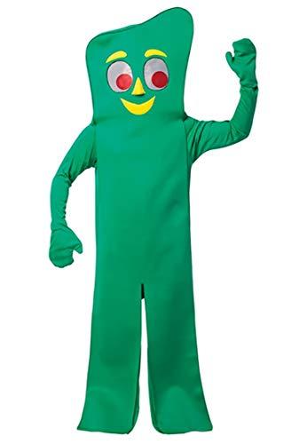 Rasta Imposta Gumby Costume Adult -