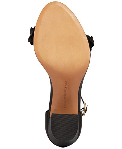 City Michele Filles Block Sandal Azria Heel Les Black Avec Joyce xRSqwP00