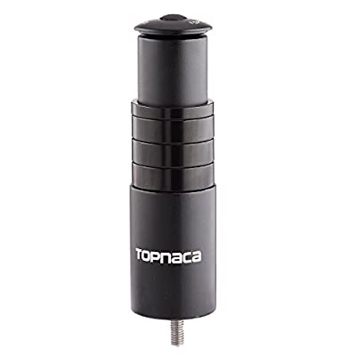 "Topnaca New MTB Bicycle Bike Alloy Stem Riser 1-1/8"" Rise 28.6 x 117mm"