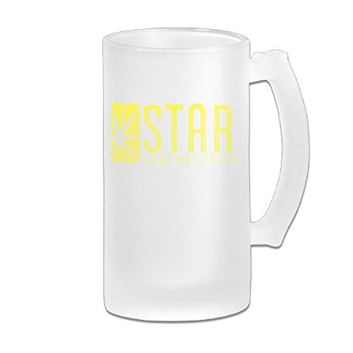 ^GinaR^ 400g Star Laboratories Flash T-Shirt By New York Fashion PoliceÃ'® Durable Cover Cup Heat Insulation Cup (Keurig 400 Coffee Maker)
