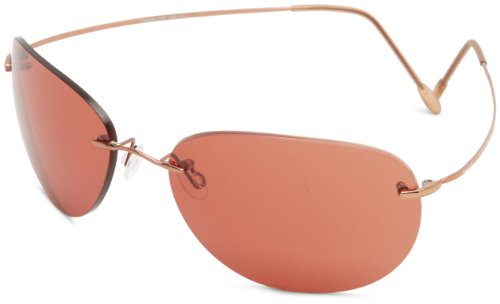 VedaloHD Argento2 2262 Aviator Sunglasses,Copper,63 - Vedalohd Sunglasses