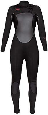 Xcel - Traje de Neopreno para Mujer 4/3 Axis X, 8T, Negro ...