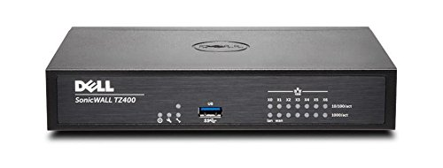 Dell Sonicwall Tz400 Totalsecure Bundle Includes Tz 400
