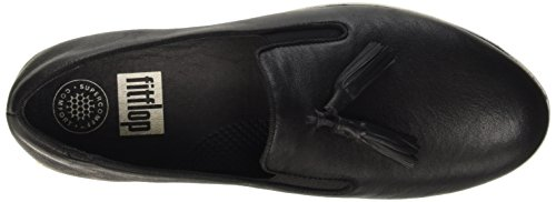 Pompe Fitflop Damen Nappa Superskate Tm Nero (nero)