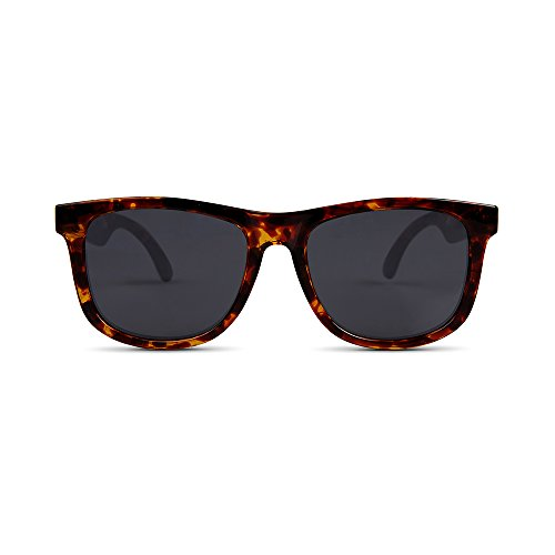 FCTRY Baby Opticals - Polarized Sunglasses w/ Strap - Kids/Girl/Boy (Tortoise Shell)(Ages - Shells Tortoise