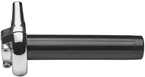 Mono C/âble Vitesse : 2,9 /° mm Course max : 25 mm Domino commande gaz vintage mod Rally Sans poign/ée Mat/ériau : aluminium chrom/é
