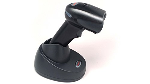 G-HD (High Density) Wireless Area-Imaging Barcode Scanner Kit (1D, 2D and PDF), Includes Cradle and USB Cable ()