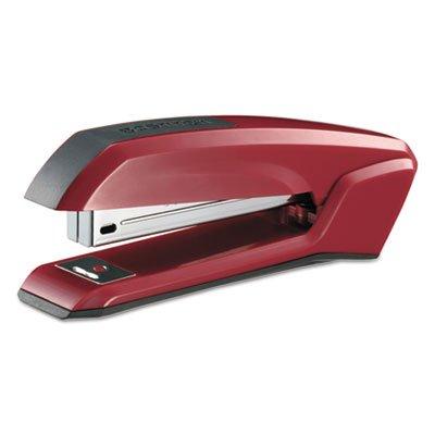 Bostitch B210RRED Ascend Stapler, 20-Sheet Capacity, Red