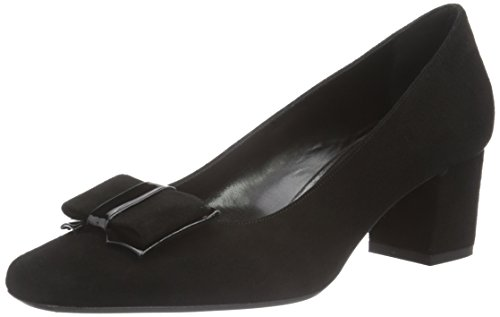 Closed 209 nero Black Oxitaly Adele Heels Toe Women's tHWqFwZ