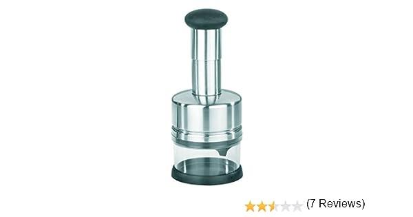 Gefu 13910 - Picadora de acero inoxidable para verduras y especias ...