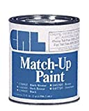 C.R. LAURENCE L5800QT CRL Black/Bronze Match-Up Paint - Quart