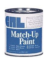 C.R. LAURENCE L5800QT CRL Black/Bronze Match-Up Paint - Quart