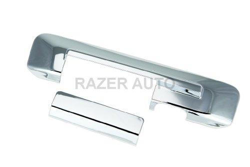 - Razer Auto CHROME TAILGATE HANDLE COVER W/CAMERA HOLE for 05-13 TOYOTA TACOMA