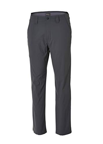 - Royal Robbins Men's Bug Barrier Everyday Traveler Pants, Charcoal, Size 36