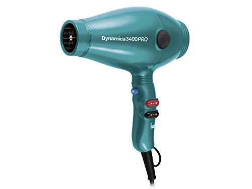 Diva Professional Styling Dynamica 3400 Pro Chromatix Hair Dryer, Rubberised Black SUK150