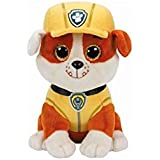 Ty Paw Patrol Rubble Cane Peluches Giocattolo 854,, 8421412099