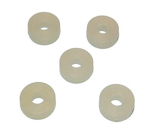 (5 Pack) CO2 Internal Pin Valve Seals for Paintball Tanks by Captain O-Ring by Captain O-Ring LLC