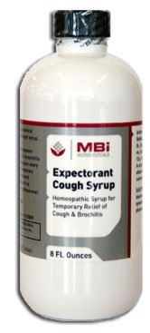 Homeopathic Expectorant Cough Syrup