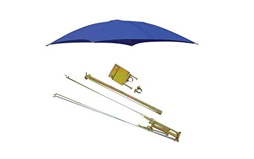 ROPS Tractor Umbrella with Frame & Mounting Bracket, 54