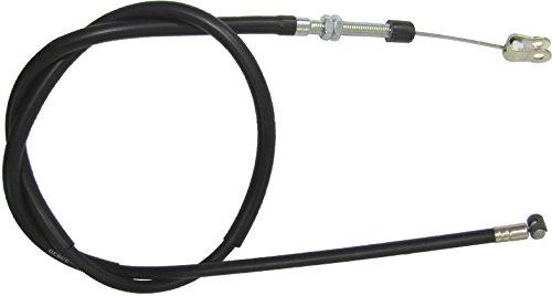 Suzuki GS 125 ES (Front Disc Model) (UK) 1982-1999 Clutch Cable (Each):