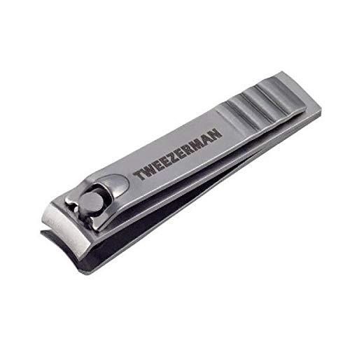 Tweezerman Stainless Steel Fingernail Clipper 3013-P