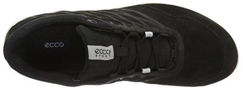 ECCO Exceed, Zapatillas para Hombre Negro (2001black)