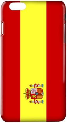Funda carcasa bandera España para Iphone 6 6S plástico rígido: Amazon.es: Electrónica