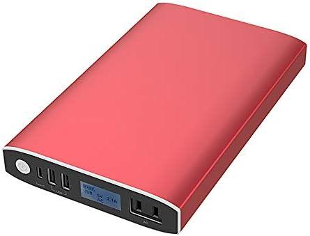 ノートパソコンキャンプアウトドア用AC 45Wと27000mAh大容量の外部ノートパソコンのバッテリー充電器は急速充電ポータブル充電器