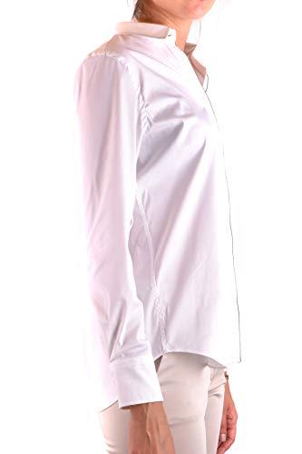 Coton Chemise Blanc BRUNELLO MCBI053140O CUCINELLI Femme WRpUq4PU