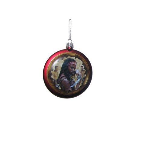 Walking Dead bolas de Navidad - Michonne: Amazon.es: Electrónica