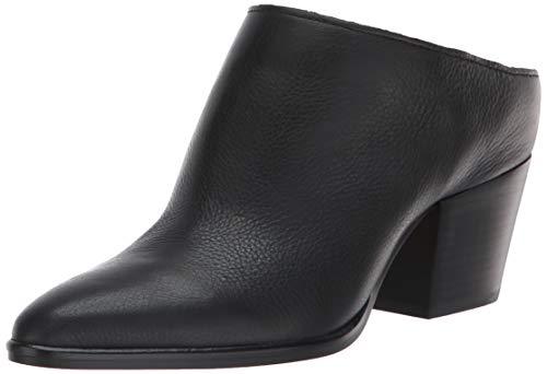 Dolce Vita Women's Roya Mule, Black Leather, 10 M US