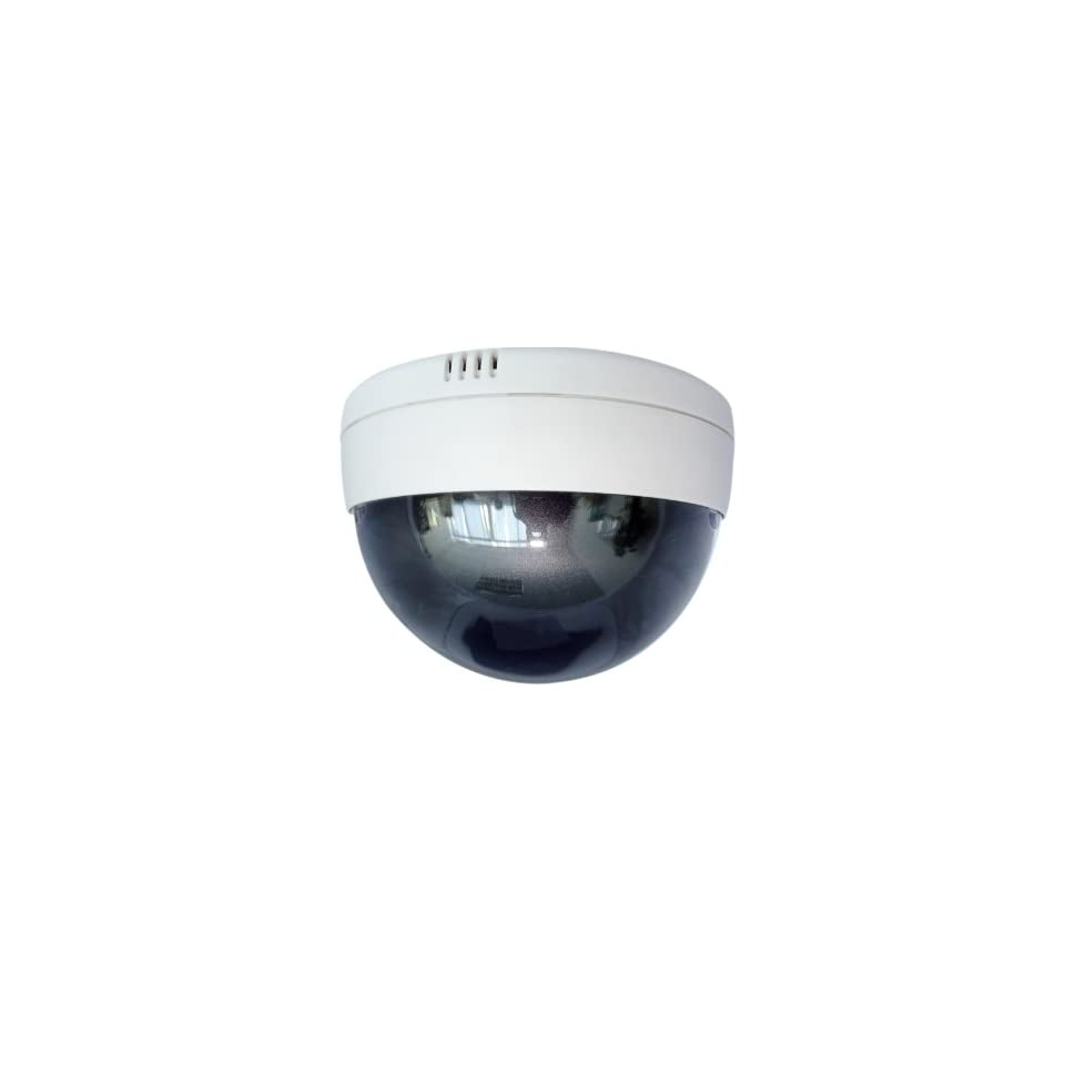 Dome IP Camera   SONY CCD, H.264 MP, Motion Detection, Mobile View