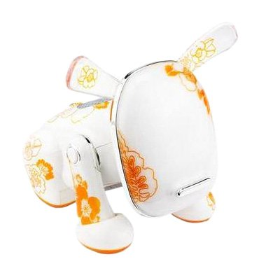 Hasbro I-Dog AMP'D - Orange Tropics