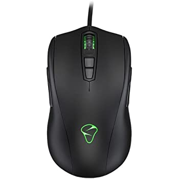 Mionix AVIOR 8200 Ergonomic Ambidextrous Laser Gaming Mouse