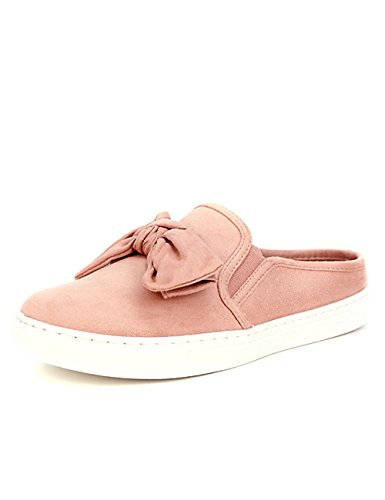 Cendriyon Baskets Pink Slippers Open Chaussures Femme Rose