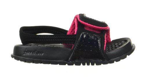 8158536b28d Jordan Hydro 2 (TD) Baby Girls' Toddler Slides Black/Pink - Buy Online in  Oman. | Shoes Products in Oman - See Prices, Reviews and Free Delivery in  Muscat, ...