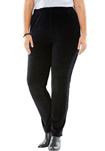 Velour Pants Suit - 6