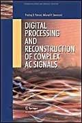 Read Online Digital Processing and Reconstruction of Complex AC Signals pdf epub