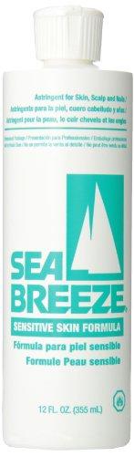 - Seabreeze Sensitive Skin Formula, 12 Ounce