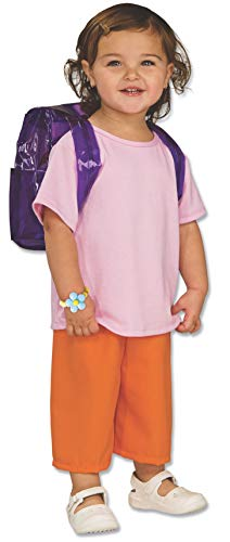 Dora The Explorer Halloween Party Supplies (Rubies Dora The Explorer Deluxe Costume,)